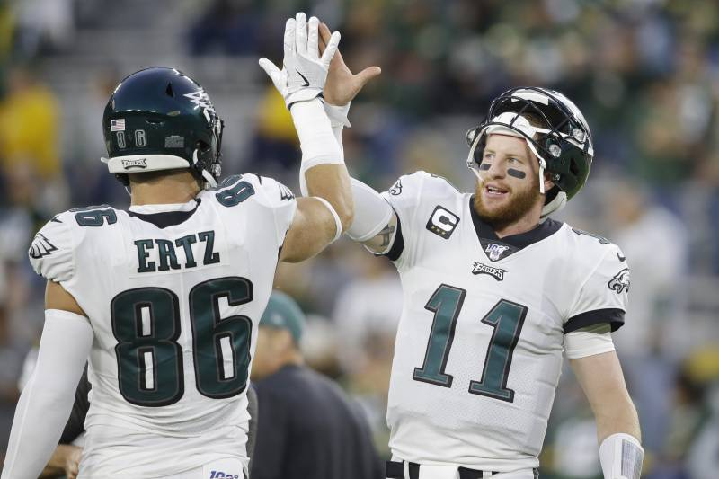 Philadelphia Eagles Back On Track To Take The Nfc East After