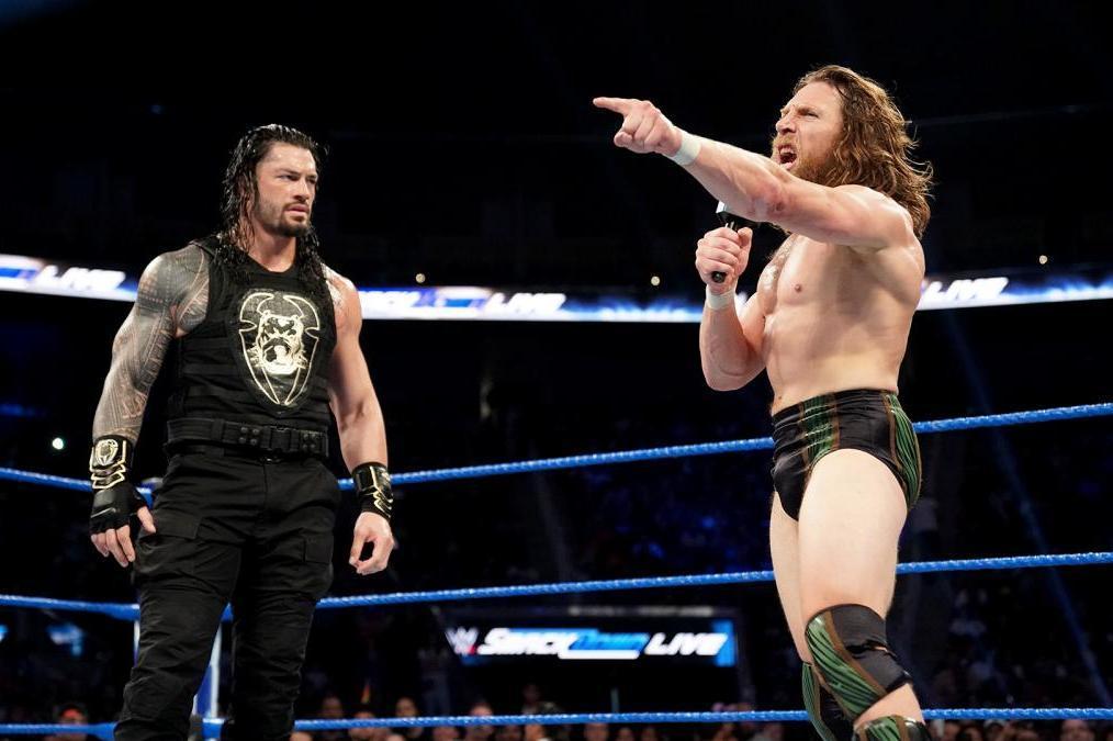 Daniel Bryan Said He's Better WWE Wrestler Than Roman Reigns 1