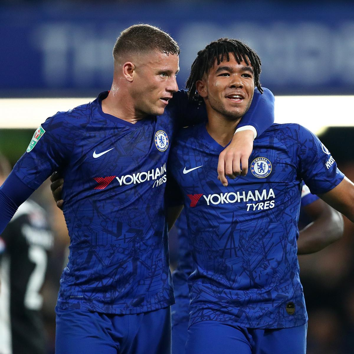 Reece James Hails Frank Lampard for Showing Faith in Chelsea's ...