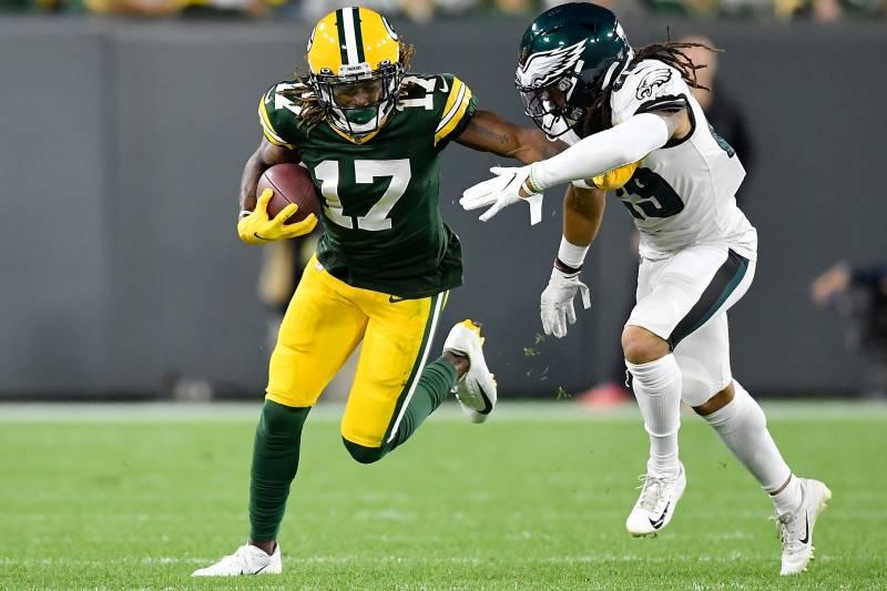 Report Packers Davante Adams Toe Injury Not Believed To