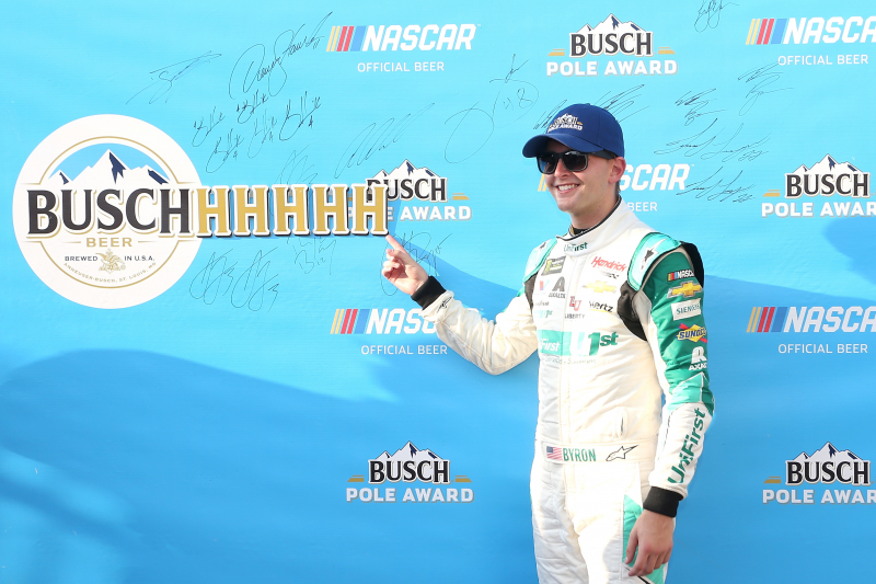 NASCAR at Charlotte 2019 Qualifying Results: William Byron Secures Pole Position