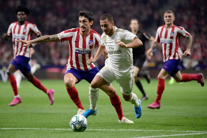 Real Madrid Hold Atop La Liga Table With Scoreless Draw Vs