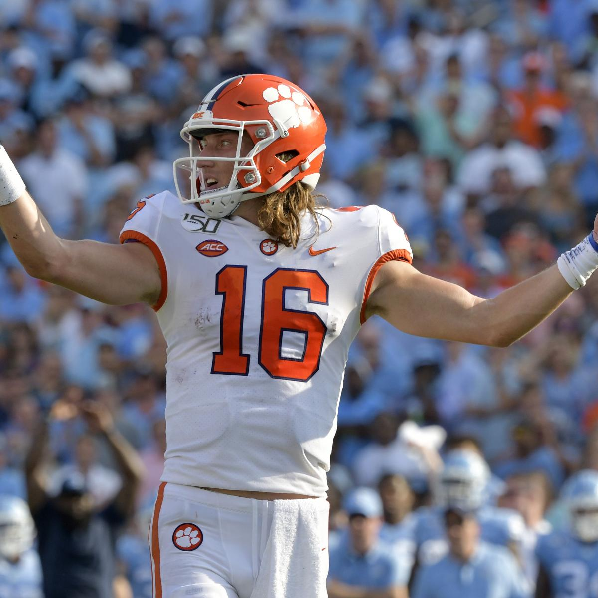 Can Clemson Win the Title If Trevor Lawrence's Sophomore Slump Continues?