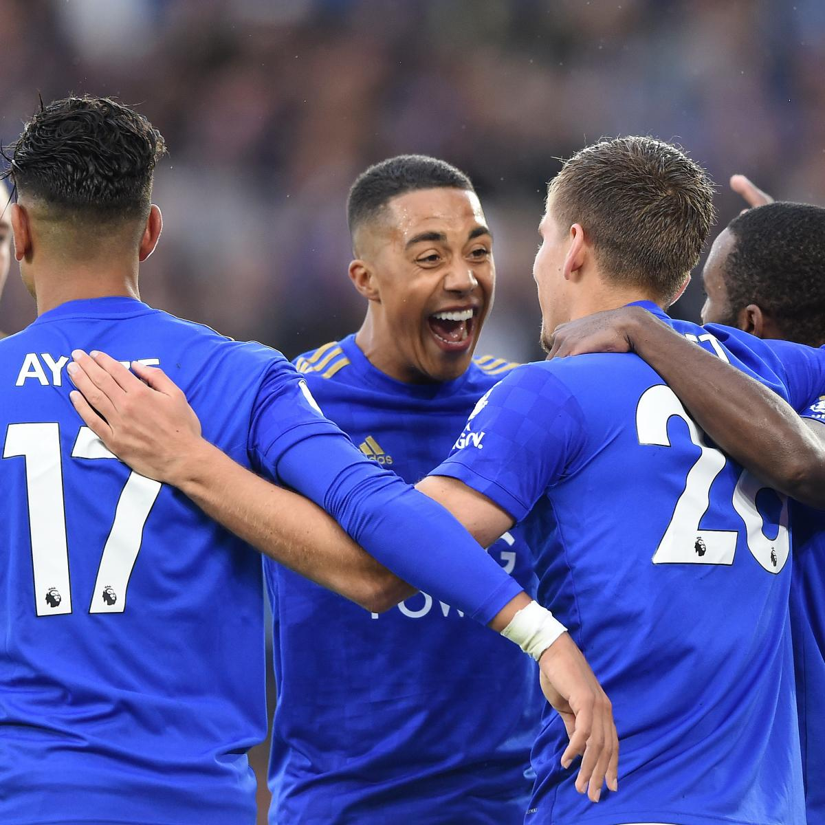 Premier League Table Week 7: Sunday's 2019 EPL Results and Top Scorers