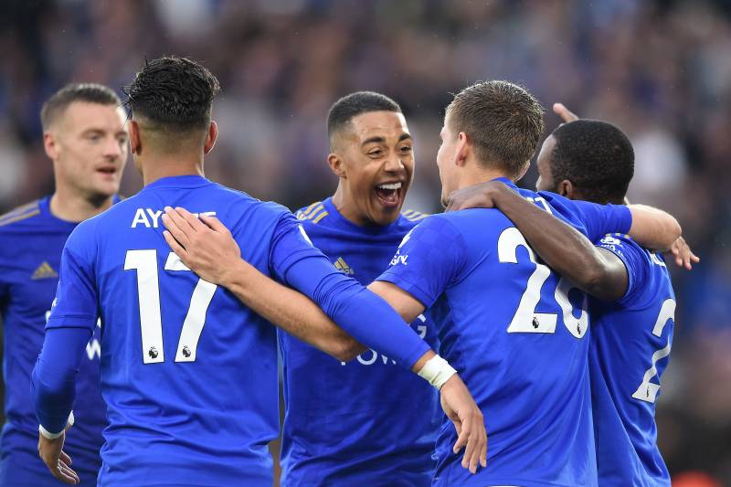 Premier League Table Week 7 Sundays 2019 Epl Results And
