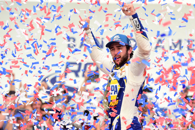 NASCAR at Charlotte 2019 Results: Chase Elliott Earns 3rd Win of 2019 Season