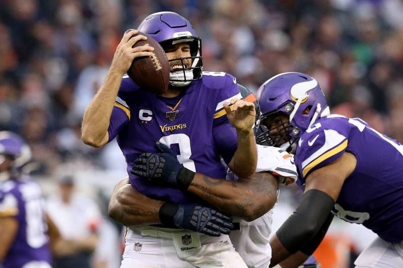 The Minnesota Vikings Have A Kirk Cousins Problem Bleacher