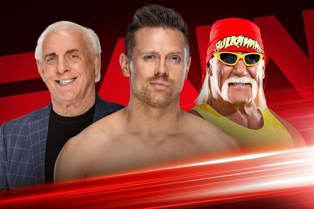 WWE Raw Preview: Hulk Hogan, Ric Flair Return and More for September 30 Episode