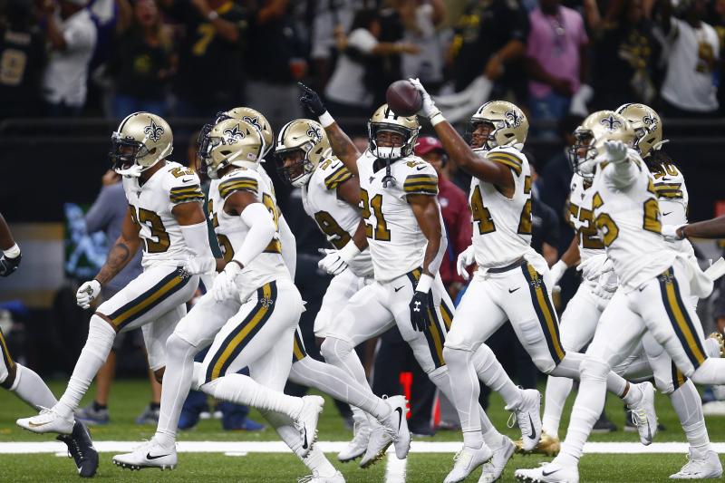 Teddy Bridgewater's Steady Play Leads Saints to Win vs. Dak Prescott, Cowboys