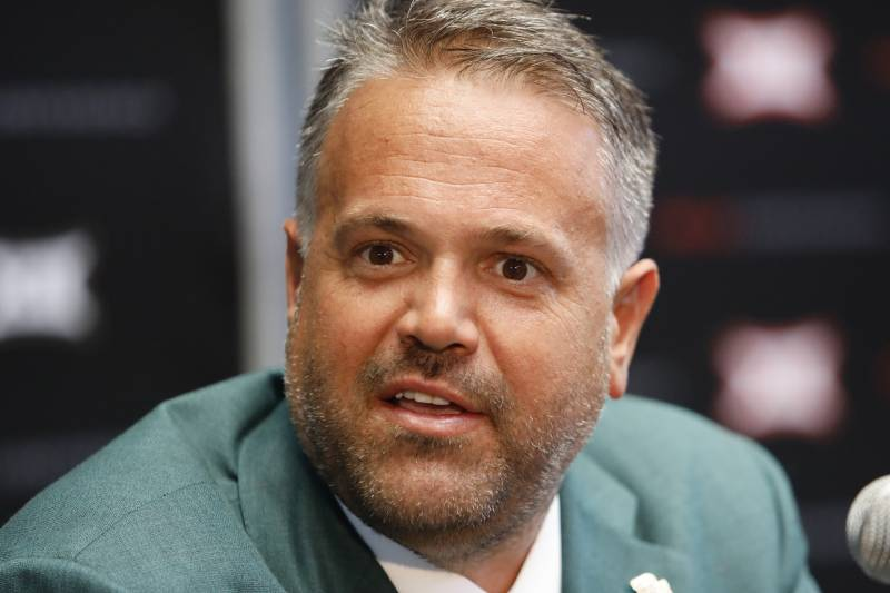 Matt Rhule Baylor Agree To Contract Extension Through 2027
