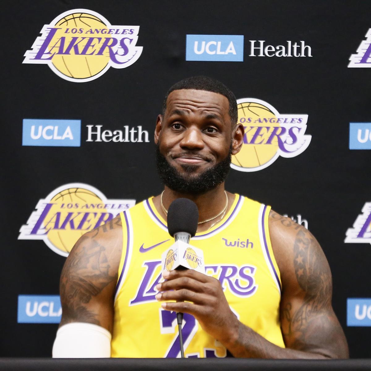 Lakers News: Frank Vogel Reveals Plan For LeBron James In