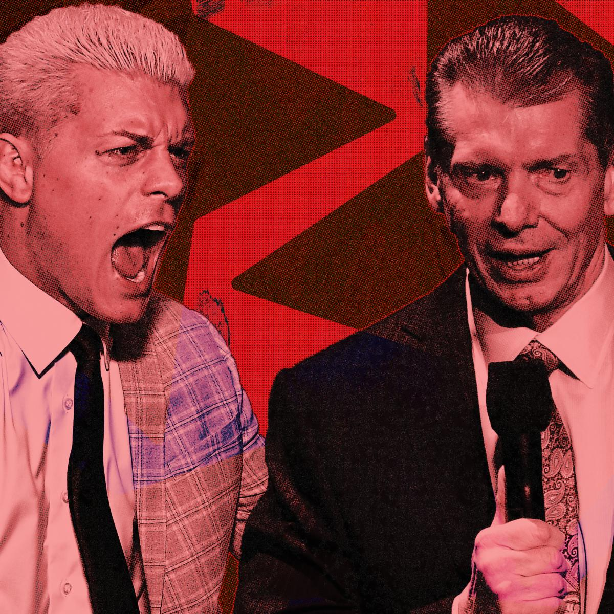 Pro Wrestling's Greatest Blood Feud Reignited in Startup All Elite Wrestling