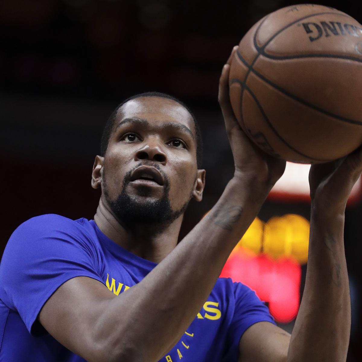 Book Excerpt: Inside KD's Nonstop Workouts with Star Trainer Rob McClanaghan
