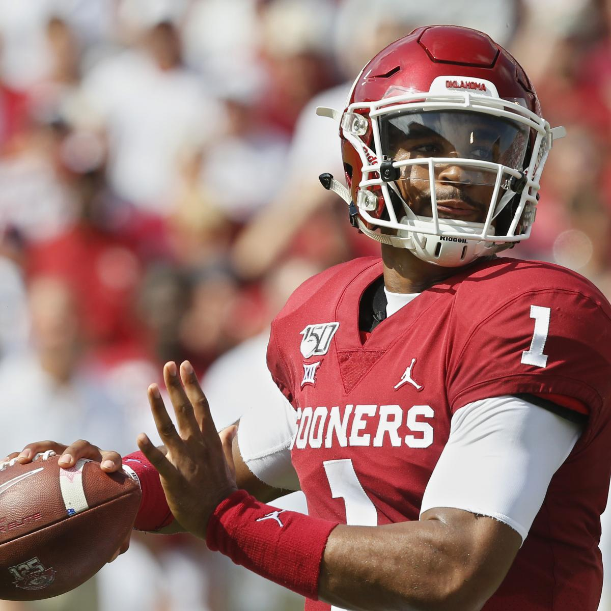 Limited QB No More: Jalen Hurts Has Unleashed Full-Field Fury at Oklahoma