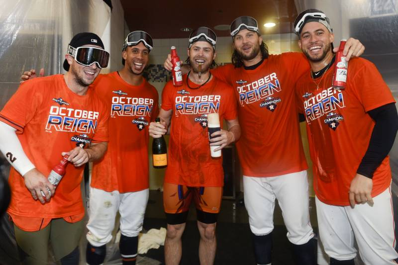 Astros 2019 >> 2019 World Series Odds Astros Dodgers Favored Over Yankees