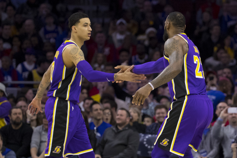 Who Should Be in Los Angeles Lakers' Version of the 'Death Lineup'?