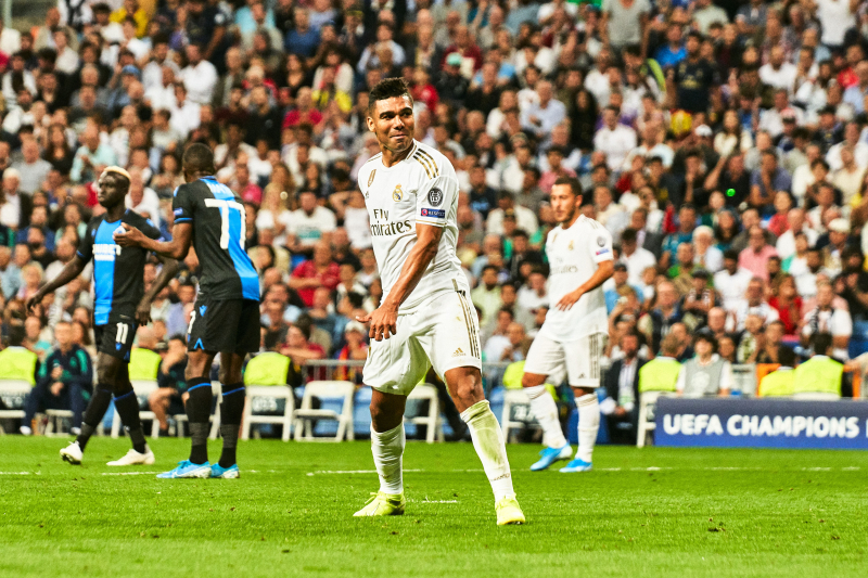 Real Madrid Salvage 2-2 Draw vs. Club Brugge, Remain Winless in Champions League