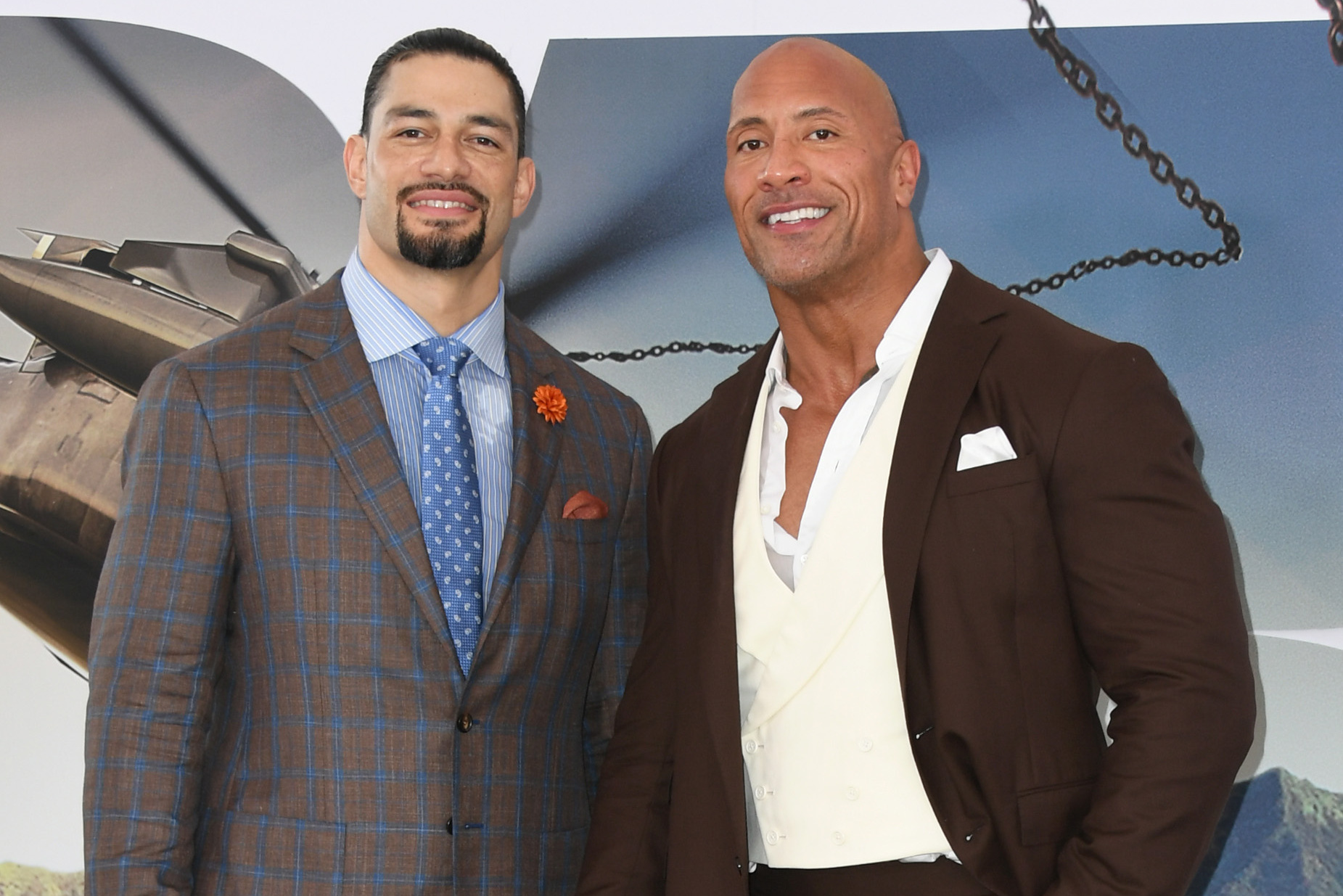 Roman Reigns on Possible WWE Feud with His Cousin The Rock: 'If It's Done Right'