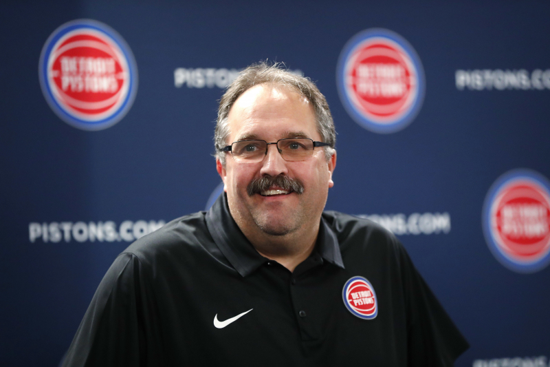 Stan Van Gundy Joins NBA on TNT Broadcast Team in Analyst Role