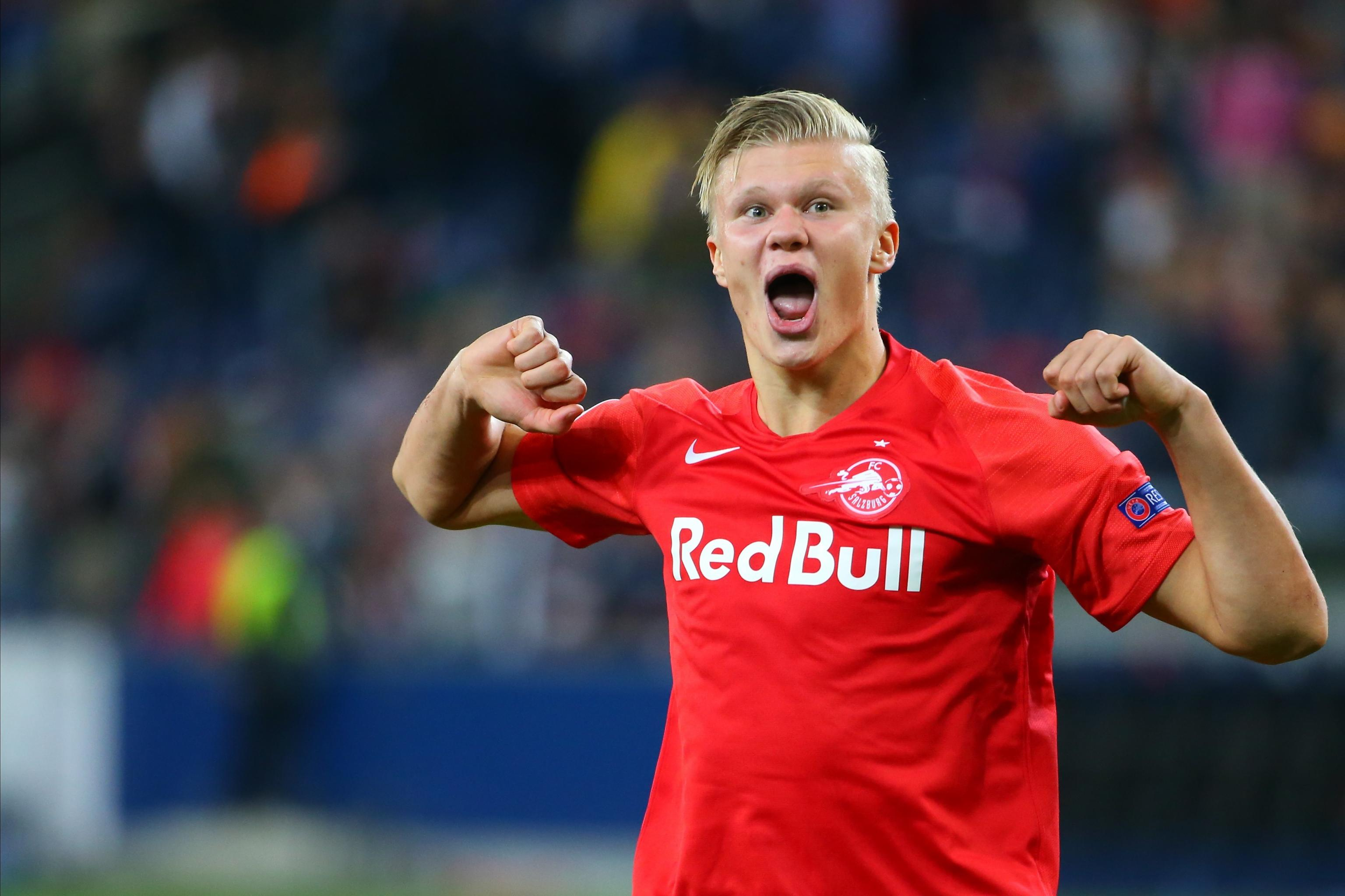 Erling Haaland Says He Turned Down Juventus to Join Red Bull Salzburg |  Bleacher Report | Latest News, Videos and Highlights