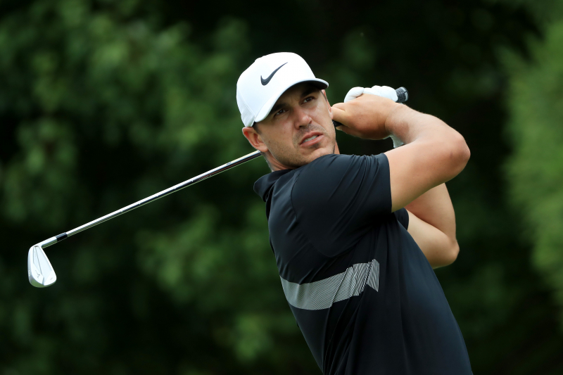 Brooks Koepka Reveals He Had Stem Cell Treatment on Knee Injury in PGA Offseason