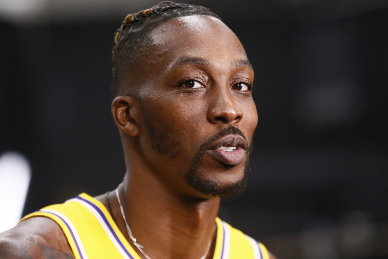 Dwight's Presence Will Be Reminder of What's at Stake for Lakers, Anthony Davis