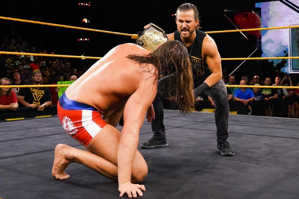 WWE NXT Results: Winners, Grades, Reaction and Highlights from October 2