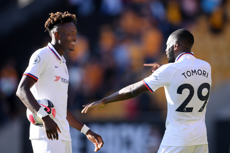 Tammy Abraham, Fikayo Tomori Named in England Squad for Euro 2020 Qualifiers