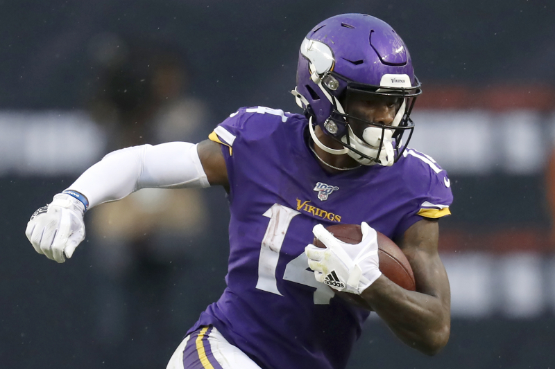 Report: Stefon Diggs' Frustration with Vikings 'Palpable' Amid Trade Rumors