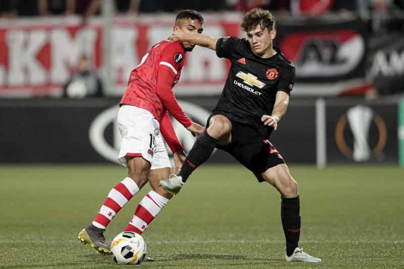 Manchester United Settle for Scoreless Draw vs. AZ Alkmaar in Europa League