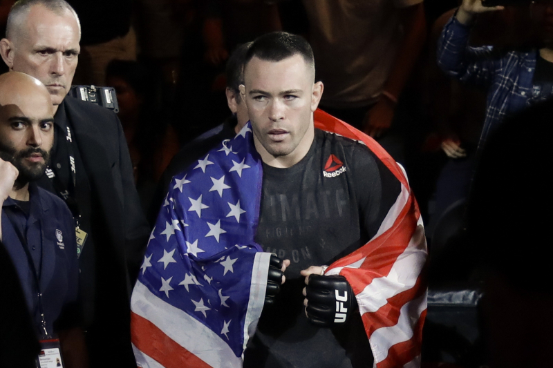 Colby Covington and Kamaru Usman Will Settle Their Bad Blood at UFC 245