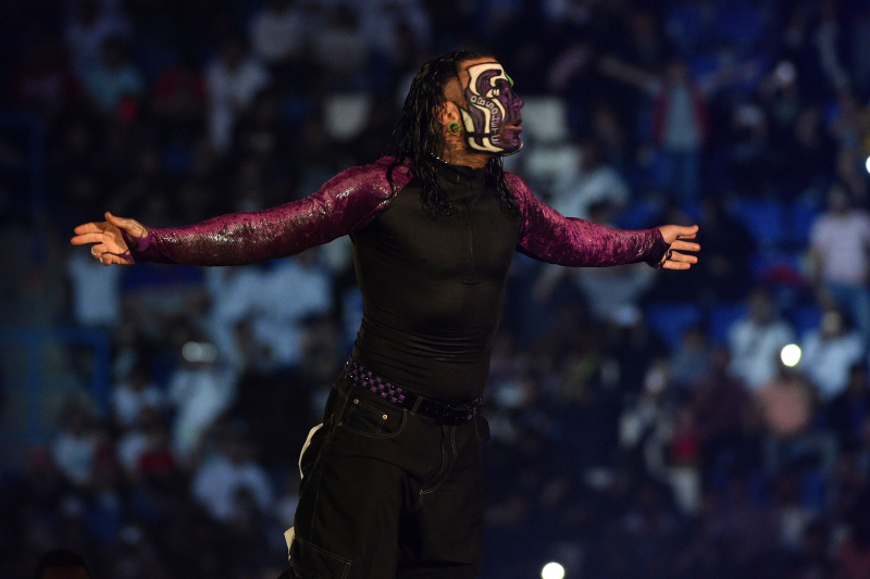 WWE's Jeff Hardy Arrested in North Carolina, Charged with DWI