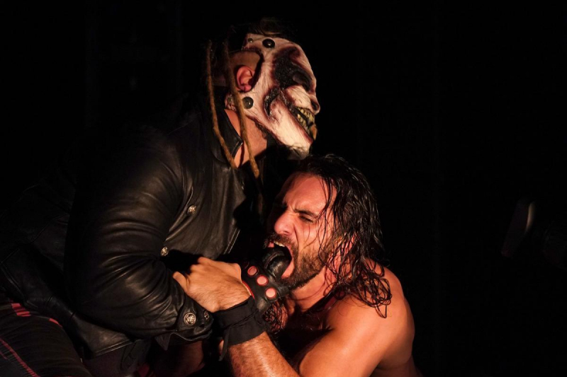 WWE Leaves Both Seth Rollins, Bray Wyatt Looking Weak After Horrific HIAC Ending