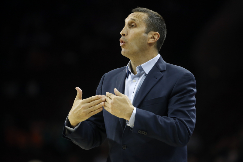 Former Cavs HC David Blatt Resigns from Olympiacos After MS Diagnosis