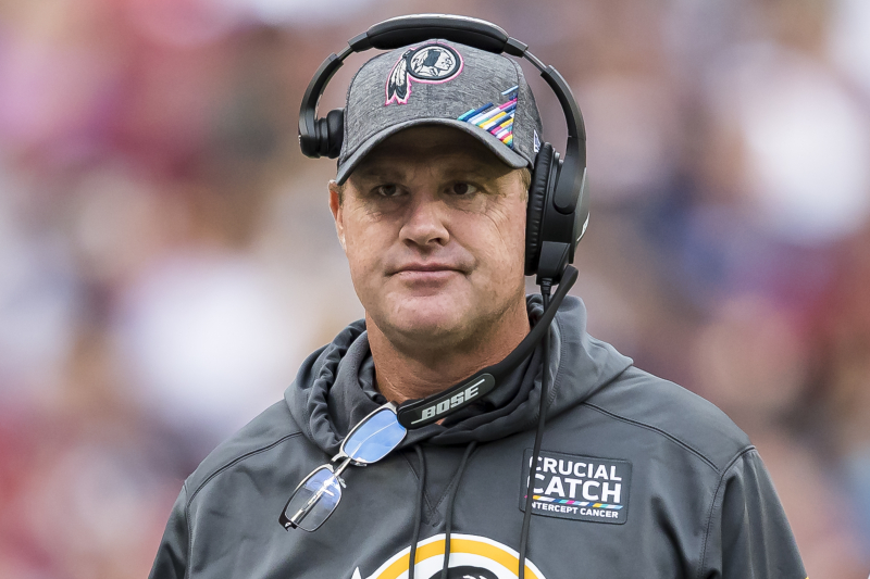 Redskins Rumors: Tomlin, Bowles and Top Candidates Linked to Replace Jay Gruden