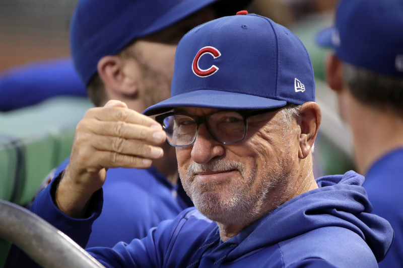 Report: Joe Maddon, Angels Expected to Agree on Contract Shortly After Interview