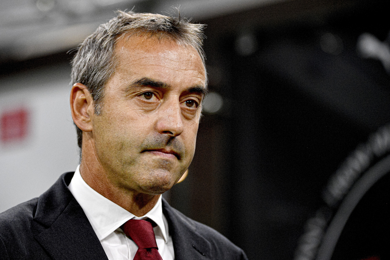 Marco Giampaolo Sacked at AC Milan After 3-4 Start to Serie A Campaign