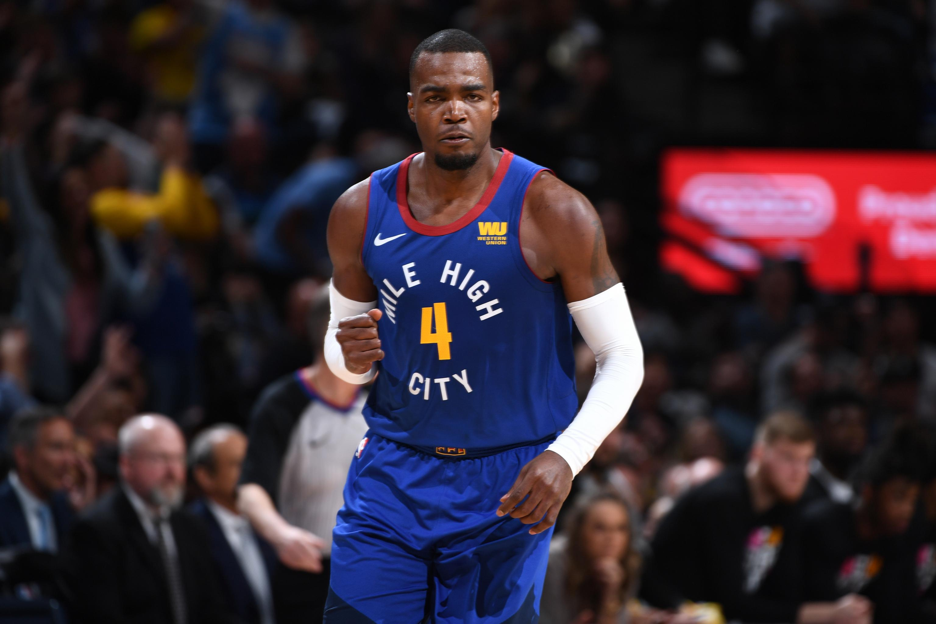 Nuggets' Paul Millsap out vs. Mavericks with Knee Injury | Bleacher Report  | Latest News, Videos and Highlights