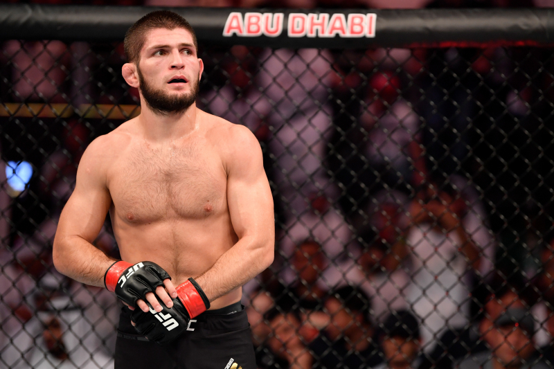 Khabib's Manager Says UFC Title Fight vs. Tony Ferguson in Play for Spring 2020