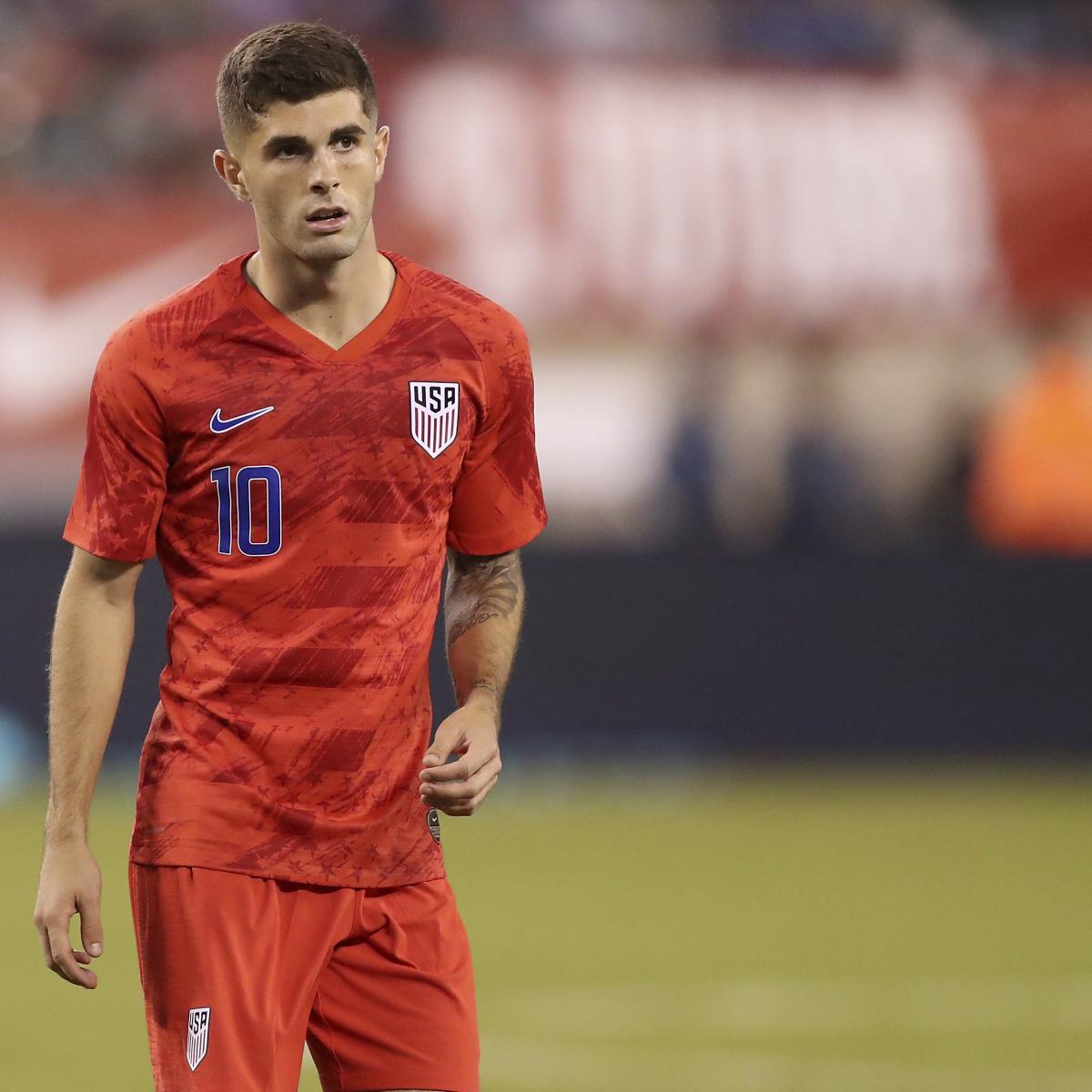 CONCACAF Nations League 2019-20: Schedule, Live Stream for ...