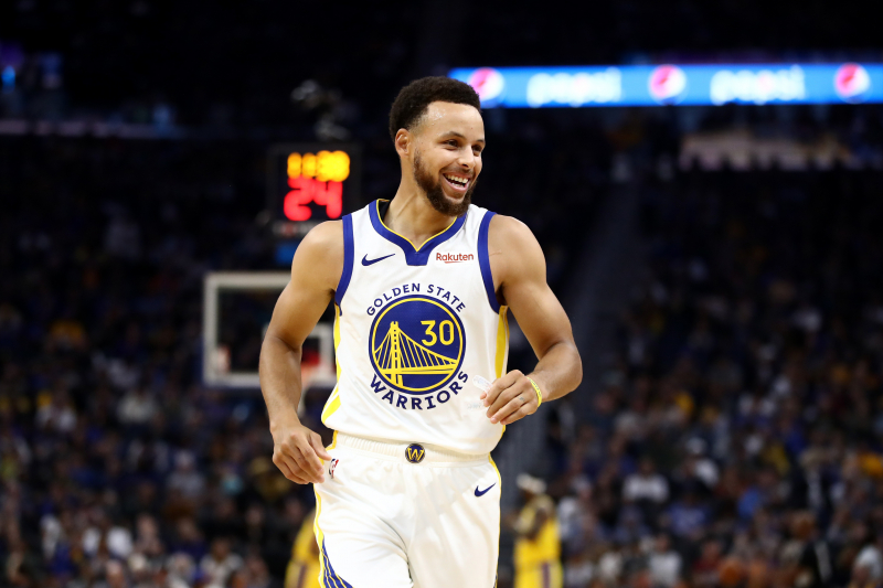 Warriors' Stephen Curry 'Not Sure' If He'll Go on Promotional China Trip in 2020
