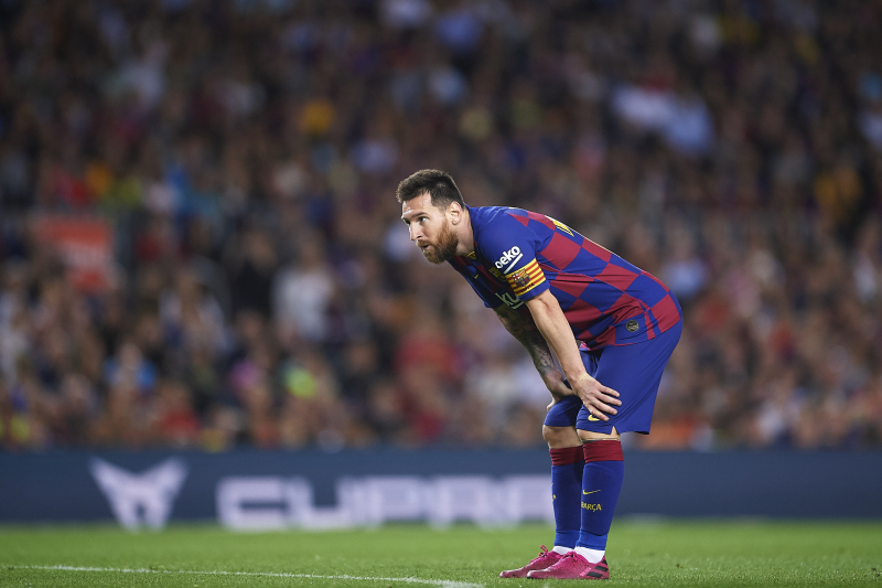 Lionel Messi on Barcelona Future: 'I Want to Retire Here'