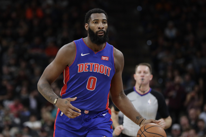 NBA Rumors: Latest Buzz on Andre Drummond, Marquese Chriss