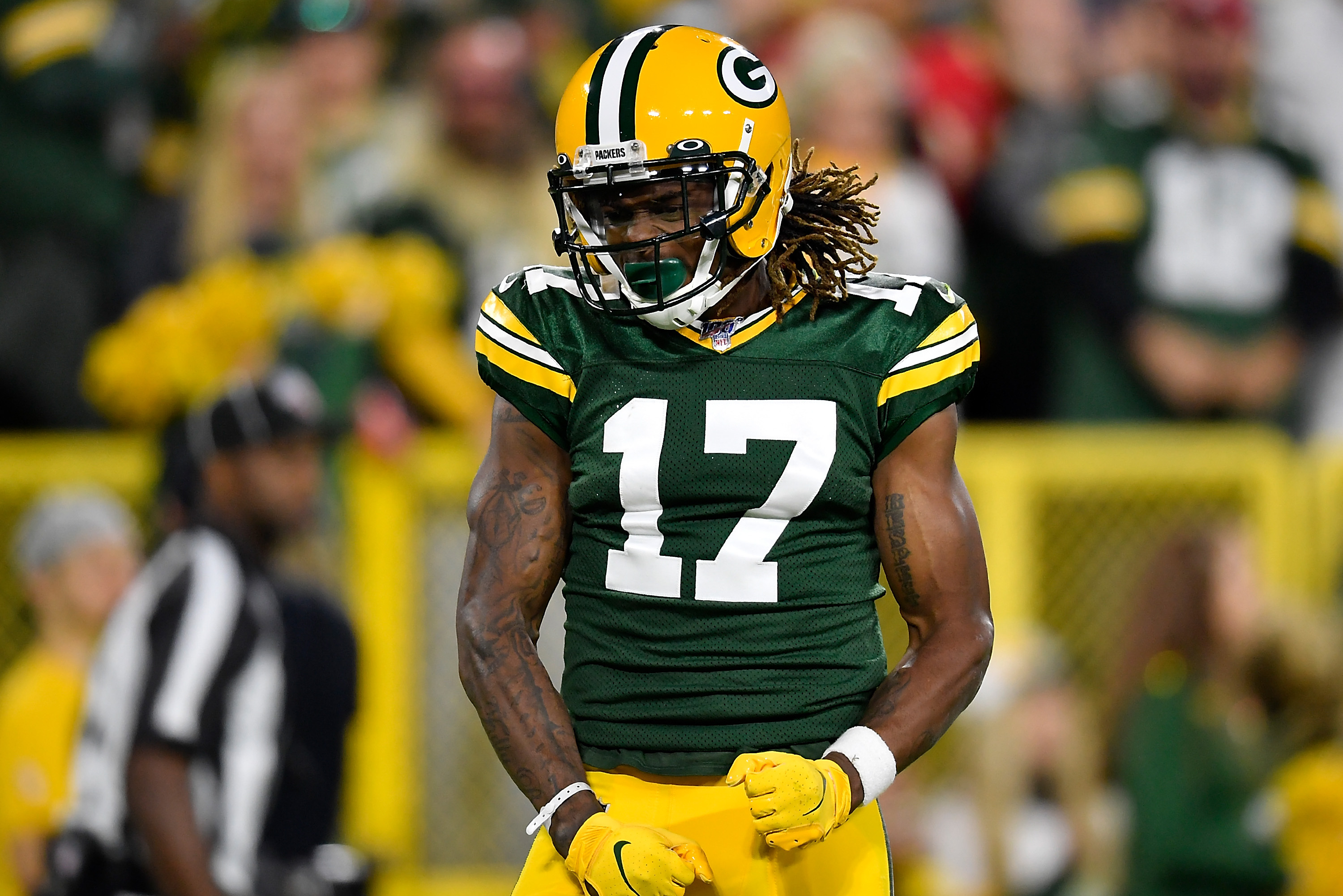 Packers Davante Adams Calls Turf Toe Injury Major No Timetable For Return Bleacher Report Latest News Videos And Highlights