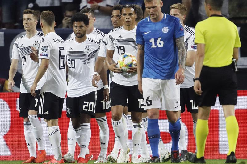 Estonia vs. Germany: Euro 2020 Qualifying Odds, Live Stream, TV Info