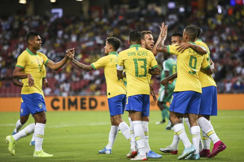 Brazil vs. Nigeria: 2019 Friendly Odds, Time, Live Stream and TV Schedule
