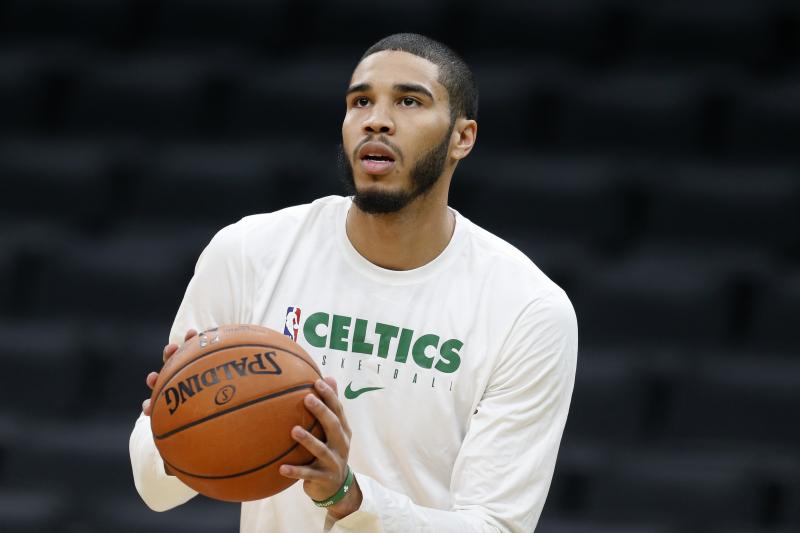 Celtics' Jayson Tatum: Kobe Bryant 'Didn't Teach Me Anything Bad'