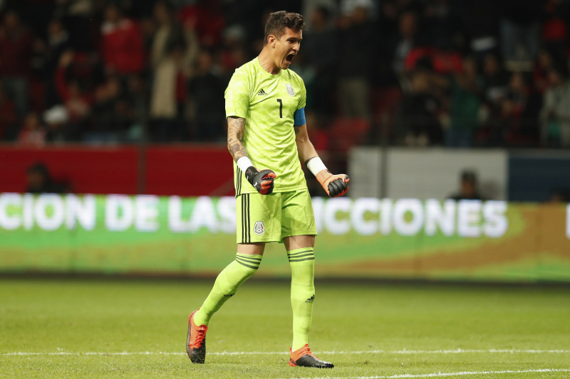 Mexico Cruises Past Bermuda 5-1 in CONCACAF Nations League