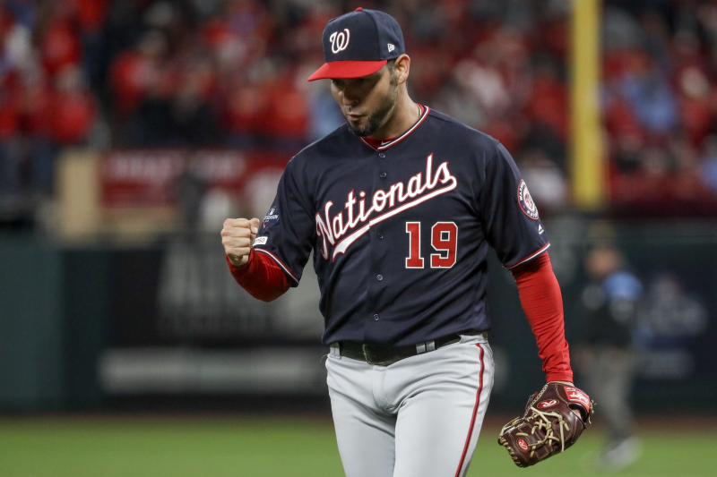 Anibal Sanchez's Dominant Game 1 Shows Nationals Are Legit World Series Threats