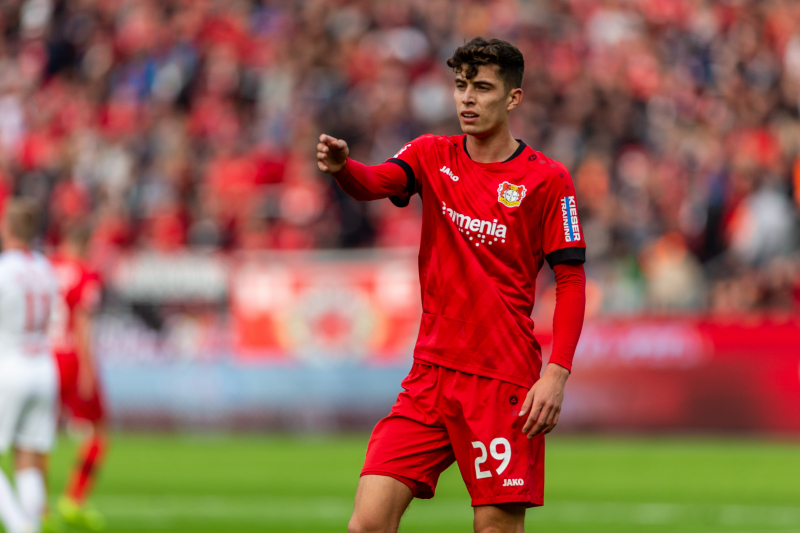 Kai Havertz Will 'Embrace Any Advice' amid Real Madrid, Barcelona Rumours